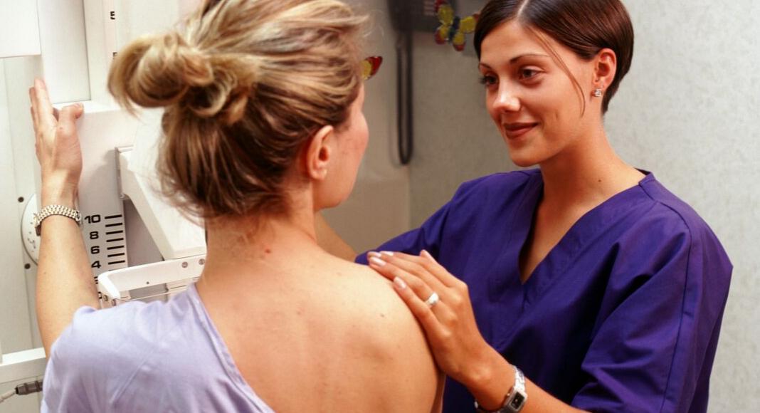 first mammogram