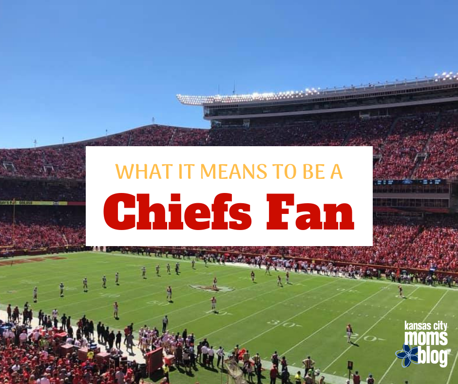 Chiefs Fan | Kansas City Moms Blog