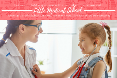 Little Medical School | Camp Guide | Kansas City Moms Blog