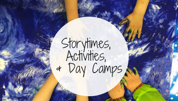 Storytimes, Day Camps, Kansas City Summer Guide