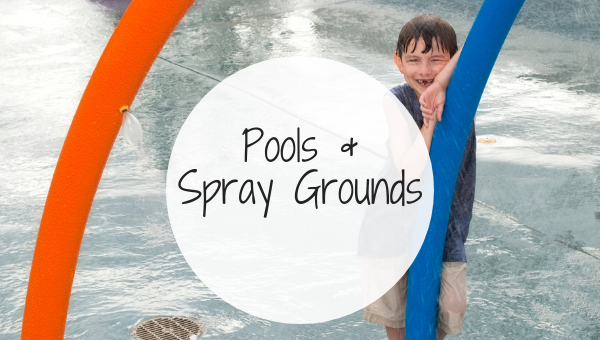 Pools and Spray grounds Kansas city summer guide
