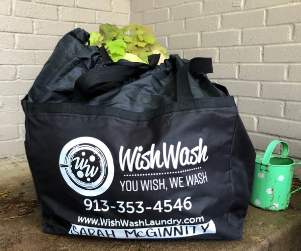 WishWash laundry bag