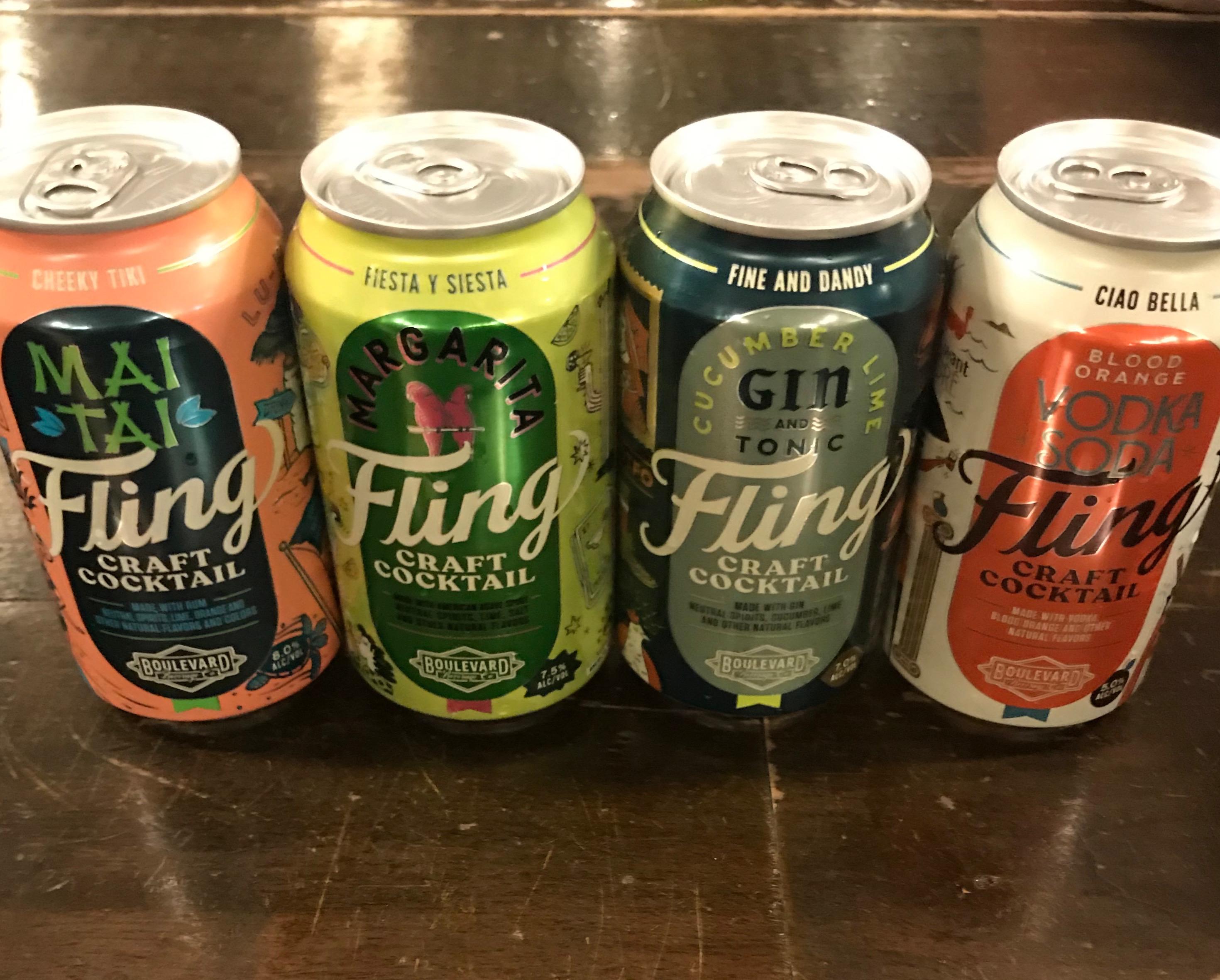 Boulevard Fling cans