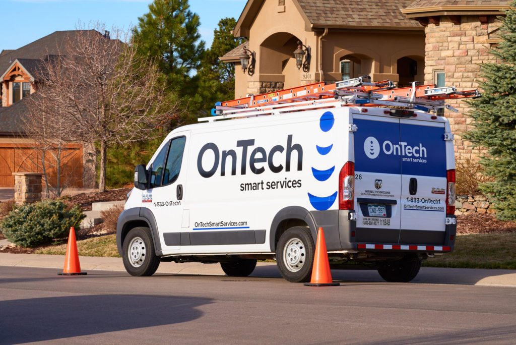 OnTech Smart Home services