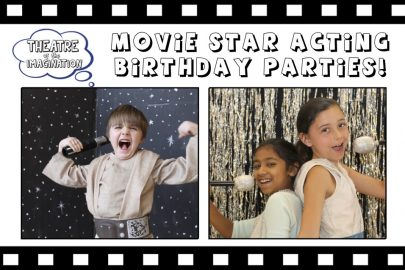 Movie Star Acting Party, Theatre of Imagination