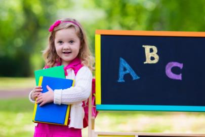 first-time kindergarten moms