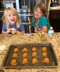 pic of baking girls