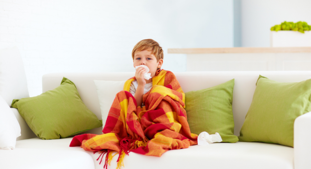 Welcome to the Vomit Party: Surviving the Stomach Bug