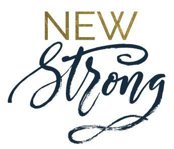 New Strong logo