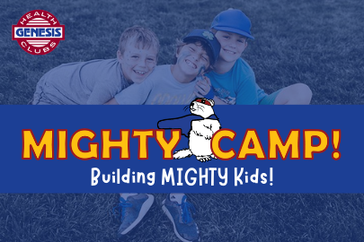 Genesis Health Clubs Mighty Camp