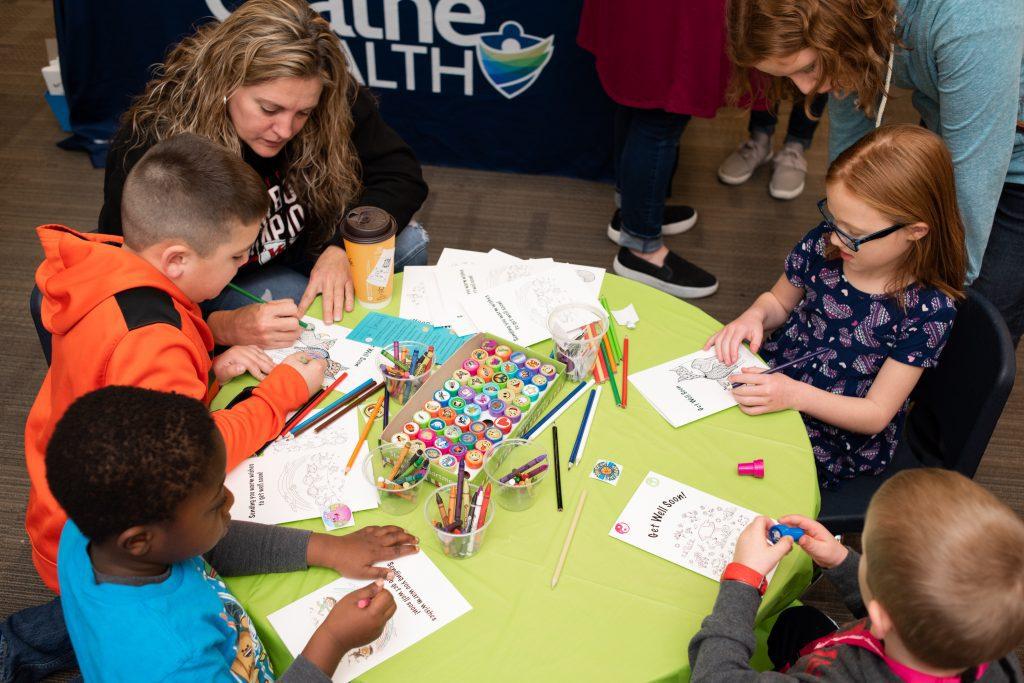 Kids Helping Kids Day