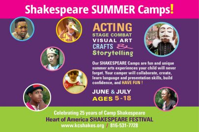 Shakespeare Summer Camps