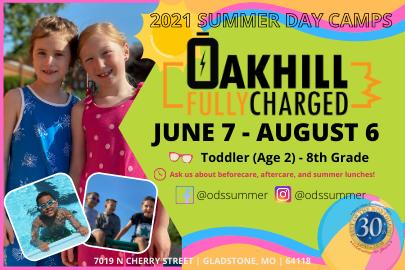 Oakhill Summer Day Camps