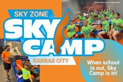 Sky Camp KC - Sky Zone