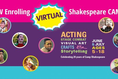 shakespeare camp