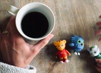 Coffee and Daniel