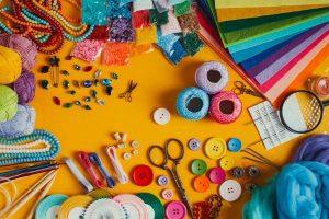 pic of craft materials