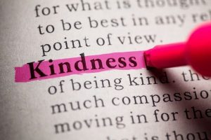 """pic of the word """"kindness"""" in the dictionary"""