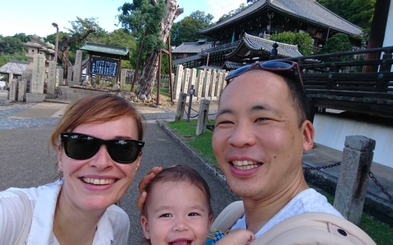 Raphaëlle France Family Photo