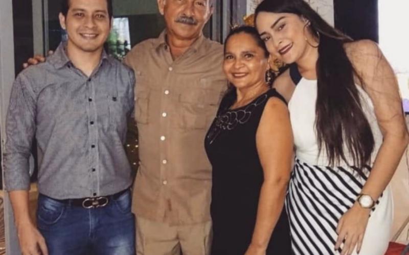 Yolanda Colombia Family