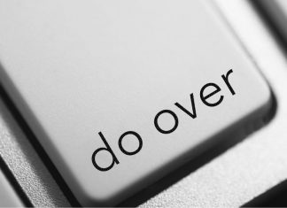 """pic of computer key that says """"do over"""""""