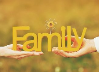 "pic of the word ""family"""