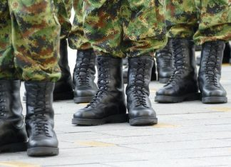 pic of military boots