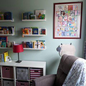 Literature Theme Nursery