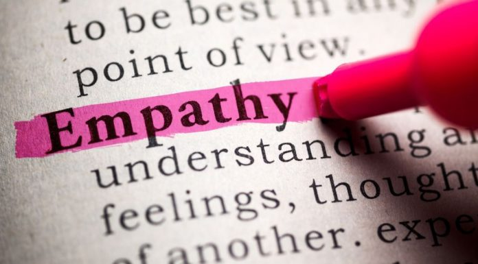 "pic of ""empathy"" in dictionary"