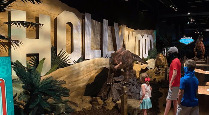 Dinosaur Road Trip, Union Station