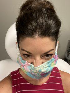 mom getting Botox