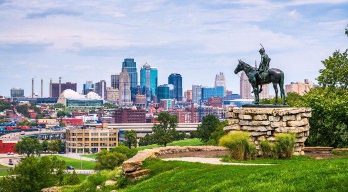 pic of Kansas City skyline