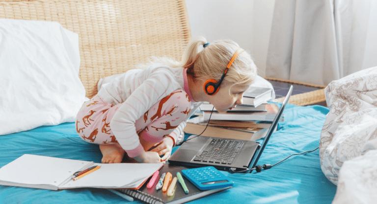 Virtual School Tips from Kansas City Moms