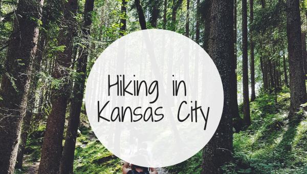 hiking in Kansas City