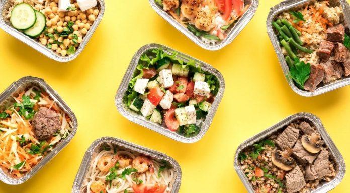 pic of preprepared meals