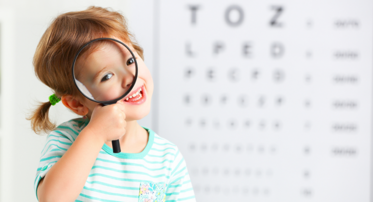 FREE Vision Tests for 3 Year Olds Offered in KC