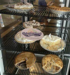 Neighborhood Café Pie