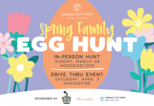 Spring Family Egg Hunt 2021