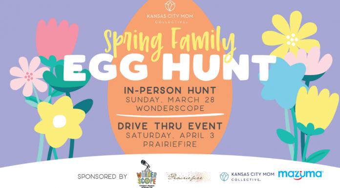 Spring Family Egg Hunt