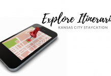 Kansas City Staycation itineraries