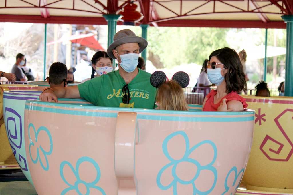 Disney World during a pandemic