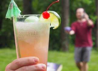 Boulevard summer drink guide