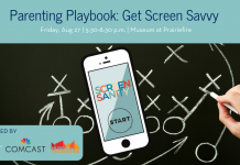 Get Screen Savvy event
