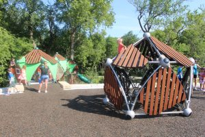 upper play area