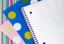 school folders