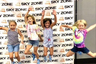 Sky Zone Kansas City