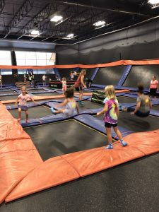 pic of trampoline park