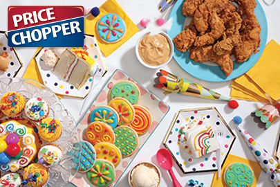 Price Chopper Birthday Parties