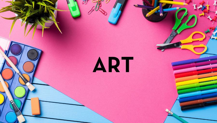 Art - Activities Guide