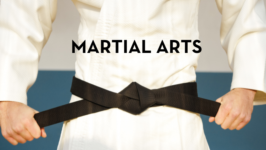 Martial Arts Activities Guide